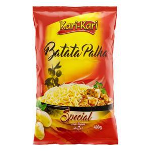 Batata Palha Kari-Kari Special Pacote 400g