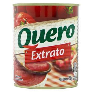 Extrato de Tomate Quero Lata 350g