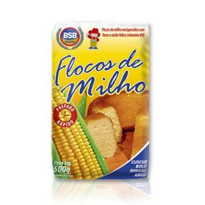 Flocos de Milho BSB ALIMENTOS 500g
