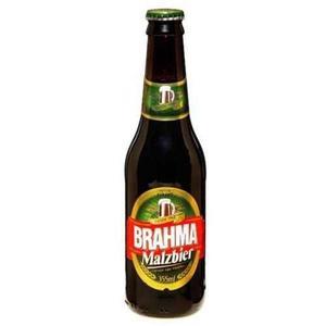 Cerveja BRAHMA Malzebier Long Neck 355ml
