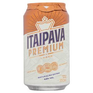 Cerveja Pilsen Itaipava Premium Lata 350ml