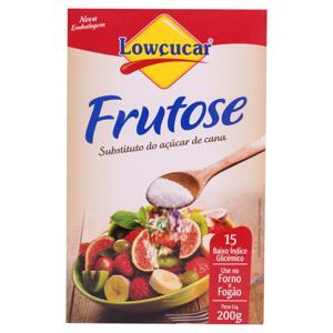 Frutose em Pó Lowçucar 200g