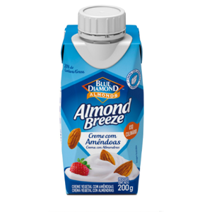 Creme Piracanjuba 200g Almond Breeze com Amêndoas