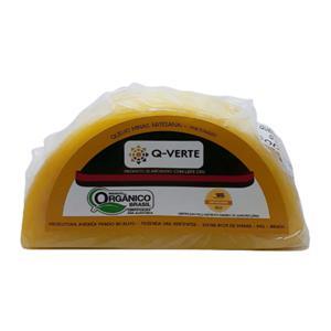 Queijo Orgânico Q Verte (Peso médio unidade = 530g)