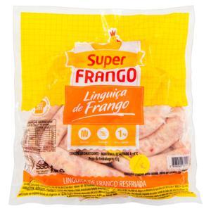 Linguiça de Frango SUPERFRANGO 1kg