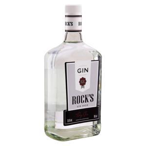 Gin Dry Rock's Garrafa 995ml