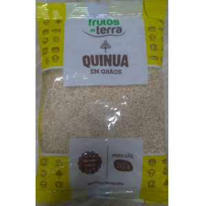 Quinoa FRUTOS DA TERRA Grãos 200g