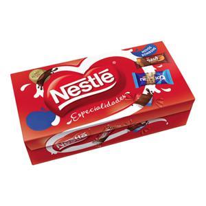 Bombom Nestlé Especialidades 251g