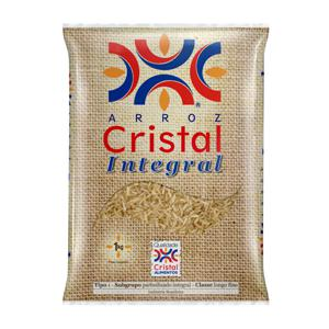 Arroz CRISTAL Integral 1Kg