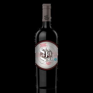 Vinho Tinto Argentino Sol Fa Soul Malbec 750ml