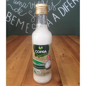 Óleo de Coco Extravirgem Orgânico Garrafa 250ml COPRA