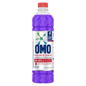 Desinfetante 500Ml Omo Lavanda