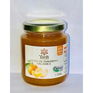 Geleia de tangerina 240g