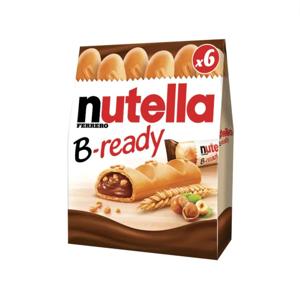 Biscoito B Ready Nutella 132G Imp