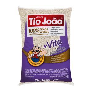 Arroz TIO JOÃO +Vita 5Kg