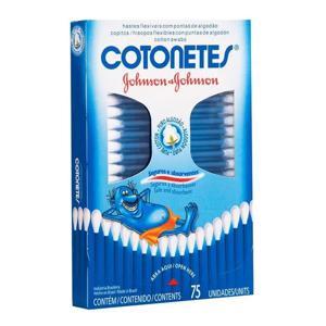 Cotonetes Johnson 75Un