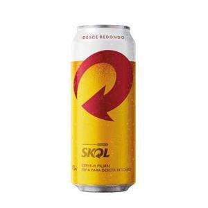 Cerveja SKOL Lata 473ml