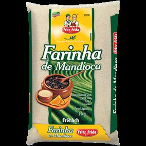 Farinha de Mandioca FRITZ&FRIDA 1Kg