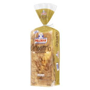 Pão de Forma Pullman Artesano Pacote 500g