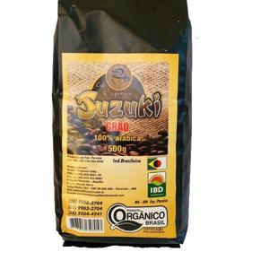 Café em Pó Tradicional Orgânico - Suzuki