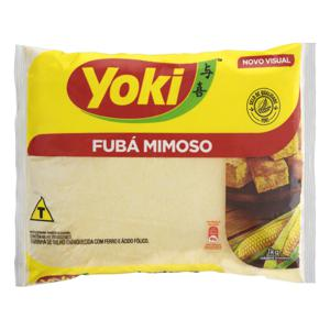 Fubá Mimoso Yoki Pacote 1kg
