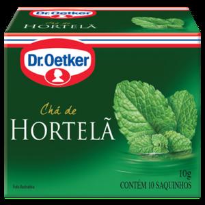 Chá Oetker Hortelã 10g