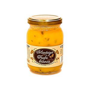 Manteiga Sabor Trufa Branca sem Sal EMPÓRIO TARTUFI 200g (trufa)