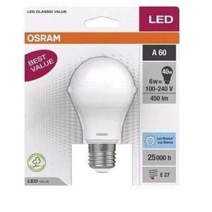 Lâmpada LED OSRAM 6W