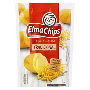 Batata Palha Tradicional Elma Chips Sachê 110g