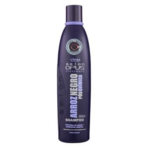 Shampoo 350ml Salon Opus Arroz Negro