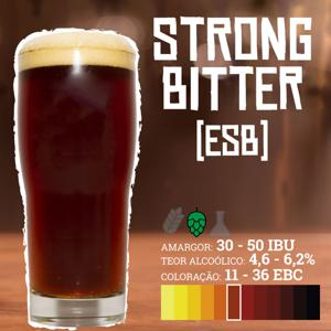 Receita Strong Bitter - (ESB)