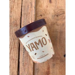 Sorvete Vegano Yamo 455ml - Paçoquinha