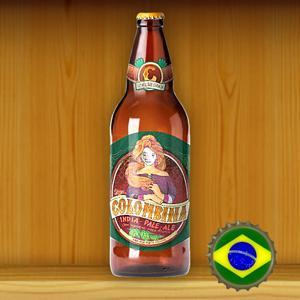 Cerveja Colombina 600Ml India Pale