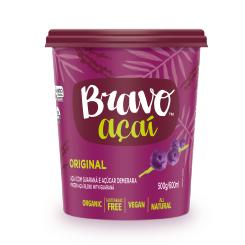 Creme Açaí Original Bravo Açaí 500g