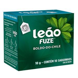 Chá Leão Boldo Do Chile 10 Envelopes
