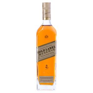 Whisky Escocês Blended Johnnie Walker Gold Label Reserve Garrafa 750ml
