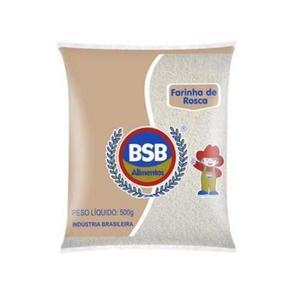 Farinha de Rosca BSB ALIMENTOS 500g