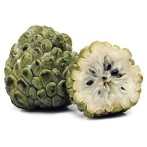 Fruta-do-conde orgânica - 600g aprox.
