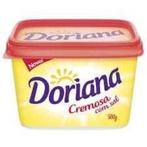 Margarina DORIANA com Sal 500g