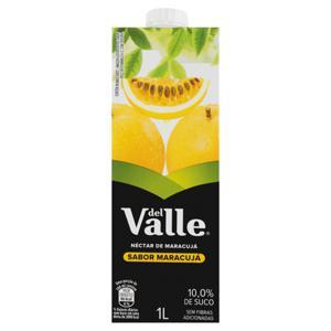 Néctar Maracujá Del Valle Caixa 1l