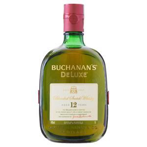 Whisky Escocês Blended Buchanan's DeLuxe Garrafa 1l