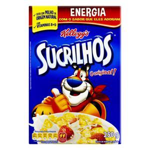 Cereal Matinal Kellogg's Sucrilhos 250g
