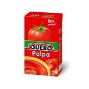 Polpa de Tomate QUERO Caixinha 260g