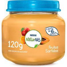 Alimento Infantil 120G Nestlé Frutas Sortidas