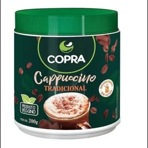 Cappuccino Copra Tradicional Vegano 200G