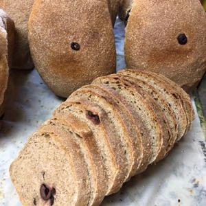 Pão Integral Azeitona 900g - Ugarte