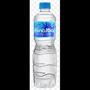 Água Mineral Minalba 510ml sem gás