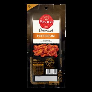 Salame Fatiado SEARA Pepperoni 100g
