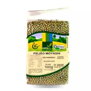 Feijão moyashi orgânico 500g - Coopernatural