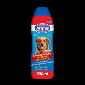 Shampoo Dr. Animal 350Ml Antipulgas